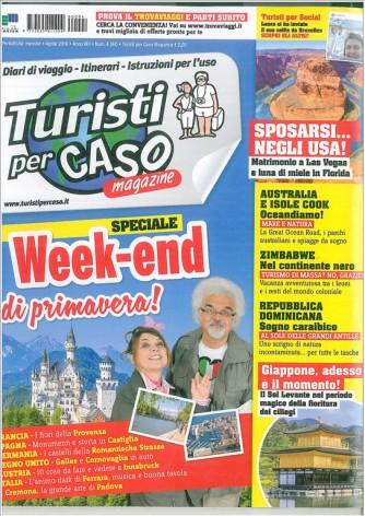 Turisti per Caso Magazine - mensile n. 94 Aprile 2016