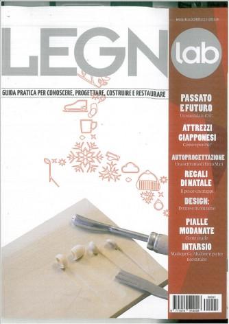Legno LAB - rivista mensile n. 91 Dicembre 2016
