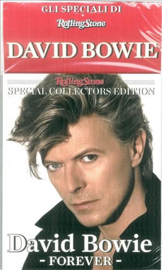 """gli speciali di Rolling Stone  - David Bowie """"Forever"""""""