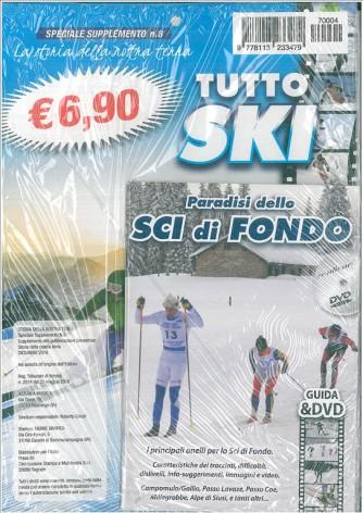 Paradisi dello SCI di Fondo - Guda & DVD