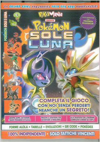 La grande guida dei Pokémon SOLE e LUNA