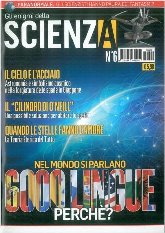 Gli Enigmi della Scienza n.6 - Nel Mondo si parlano 6.000 Lingue Perché?....