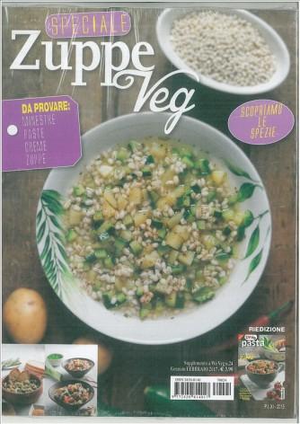 Supplemento a We Veg - Speciale Zuppe Veg - Gennaio 2017