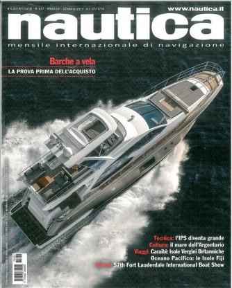 Nautica - mensile n. 657 - Gennaio 2017