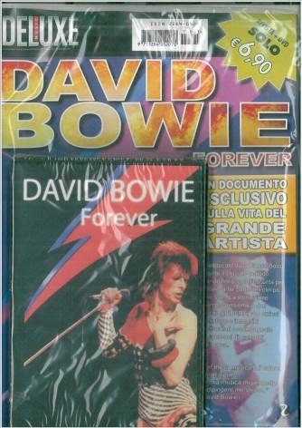 Dvd David Bowie Forever - documento esclusivo sulla vita del grande artista