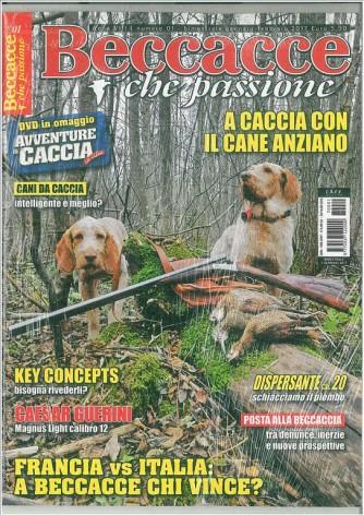 Beccacce Passione - bimestrale n. 1 Gennaio 2017
