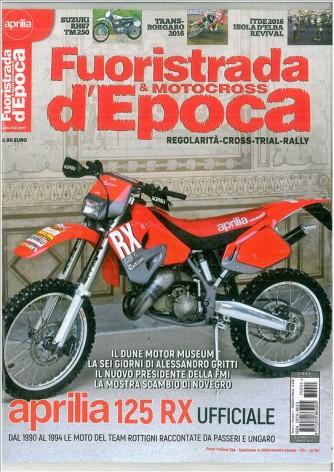 Fuoristrada & Motocross d'epoca mensile n. 1 gennaio 2017