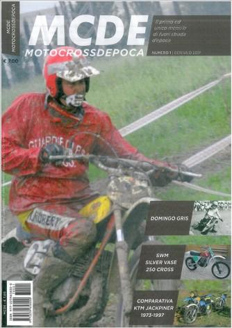 MCDE Motocrossdepoca mensile n. 1 Gennaio 2017