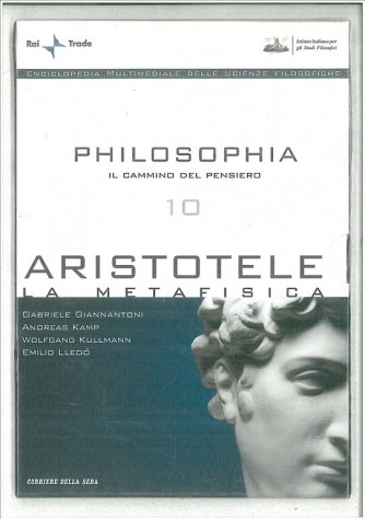 DVD Philosophia vol. 10 Aristotele la metafisica