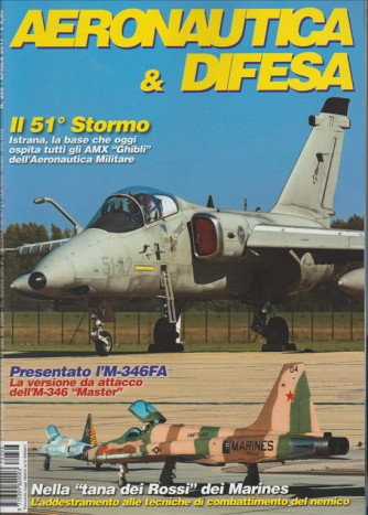 Aeronautica & Difesa - Mensile n. 366 Aprile 2017