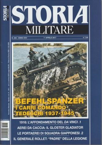 STORIA MILITARE - mensile n. 283 Aprile 2017
