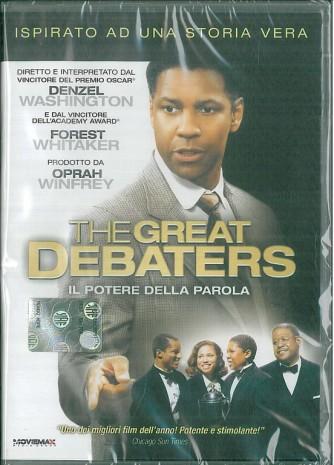 DVD The great debaters - Il potere della parola - un film di Denzel Washington