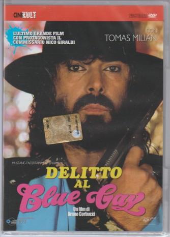 DVD - delitto al Blue Gay un film di Bruno Corbucci