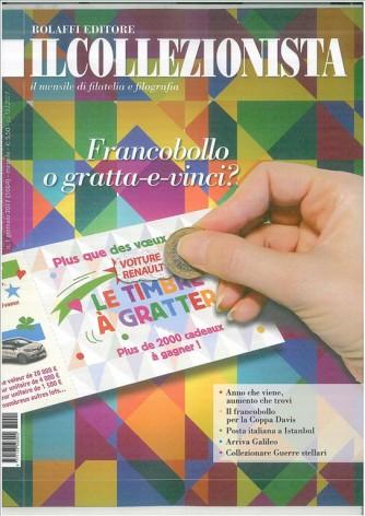 Il Collezionista mensile n. 1064 Gennaio 2017 - Bolaffi editore
