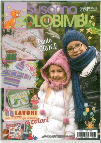 SUSANNA Solo Bimbi -Trimestrale n. 133 Gennaio 2017