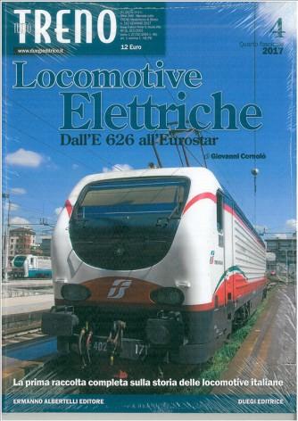 """Tutto treno """"le locomotive elettriche 4° fascicolo"""""""