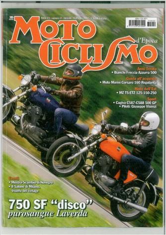 Motociclismo d'Epoca - Mensile n. 2 Febbraio 2017