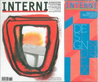 INTERNI mensile n. 668 Gennaio 2017 + INDEX Design 2017