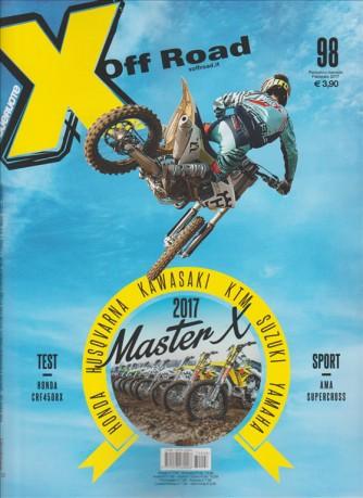 X Off Road - mensile n. 98 Febbraio 2017