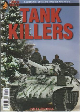 I LIBRI DI WAR SET. TANK KILLERS. N. 37. SETTEMBRE/OTTOBRE 2016. BIMESTRALE.