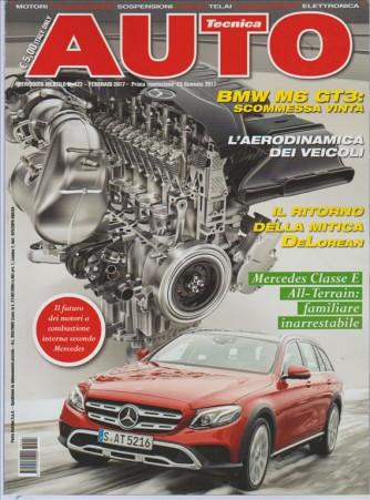 Auto Tecnica - Mensile n. 422 Febbraio 2017