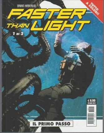 """Cosmo Serie Pocket - Faster Than Light vol. 1 di 2 """"Il primo passo"""""""
