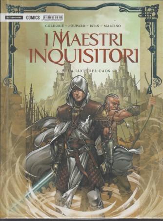I Maestri Inquisitori vol.3 Alla Luce del Caos by Mondadori Comics
