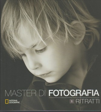 Master di Fotografia vol. 1 Ritratti by National Geographic