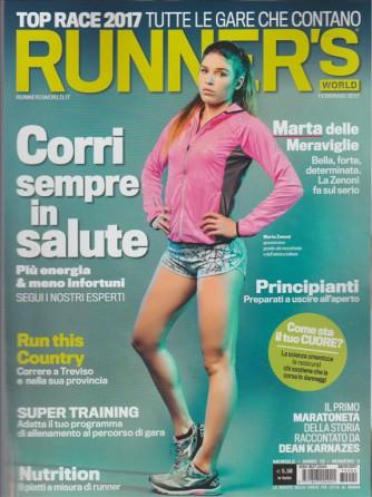 Runner's World - mensile n. 2 Febbraio 2012