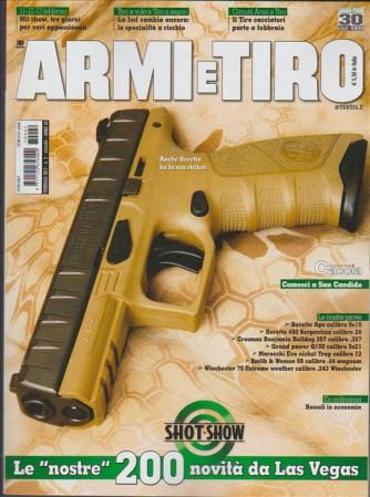 Armi e Tiro - mensile n. 2 Febbraio 2017