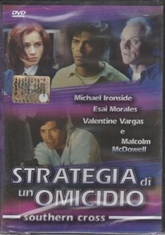 Strategia di un Omicidio - DVD - Michael Ironside,Esai Morales,Valentine Vargas