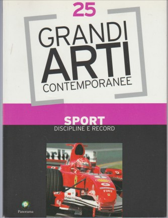 Grandi arti contemporanee vol. 25 by Panorama SPORT