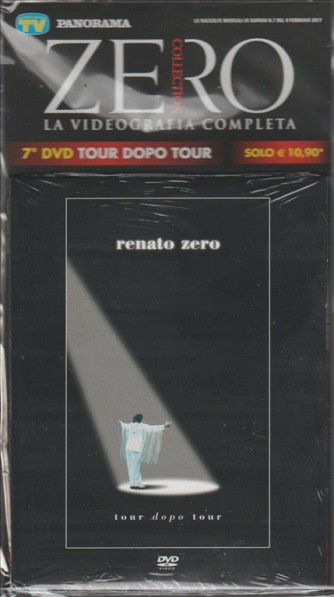 DVD Zero Collection n. 7 -Tour dopo Tour