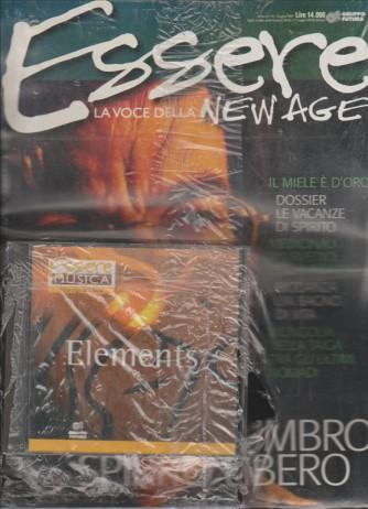 ESSERE la voce del New Age - n. 10 Giugno 1997 + CD Elements