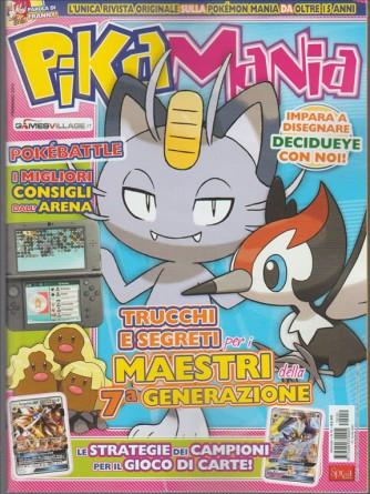 Pika Mania - mensile n. 10 Febbraio 2017