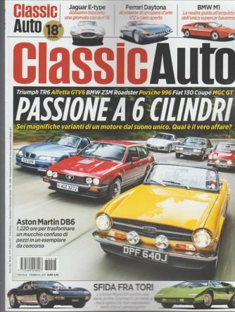 Classic Auto mensile n. 18 Febbraio 2017