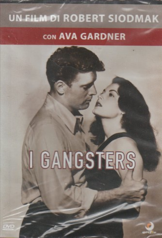 I Gangsters - DVD - William Conrad, Ava Gardner, Burt Lancaster, Edmond O'Brian