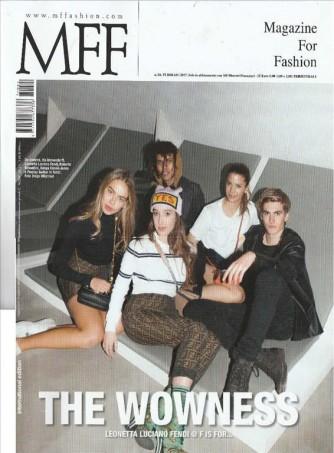 MFF Magazine for Fashin mensile n. 84 Febbraio 2017