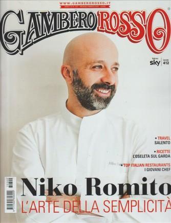 Il Gambero Rosso - marzo n. 302 Marzo 2017 Niko Romito