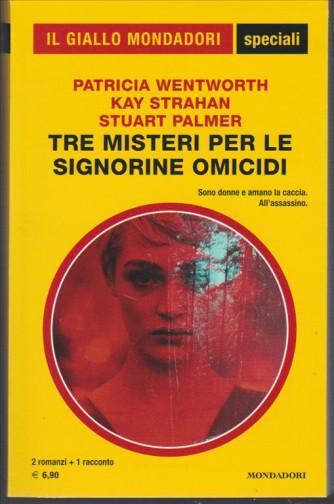 """Tre Misteri per le Sigorine omicidi coll. Speciali de """"Il Giallo Mondadori"""" n.81"""