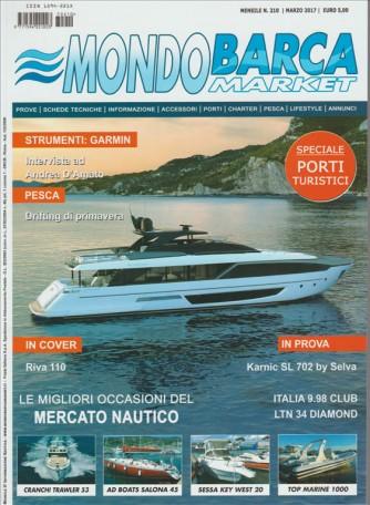 Mondo Barca Market - mensile n. 210 Marzo 2017