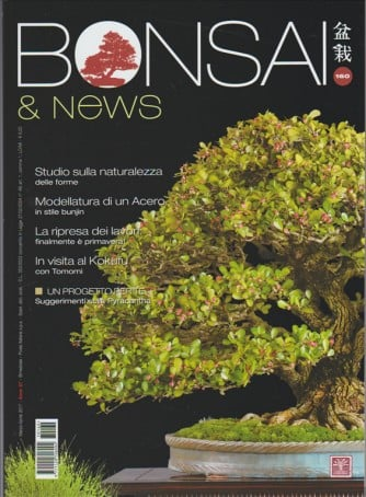 Bonsai & News - Bimestrale n. 160 - Marzo 2017