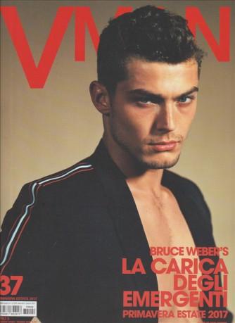 Suppl.V Magazine - VMAN - Primavera estate 2017 - Marzo 2017