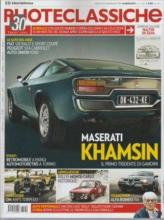 Ruote Classiche - mensile n. 339 Marzo 2017