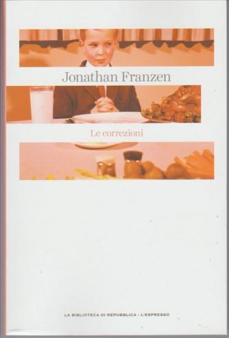Le Correzioni di Jonathan Franzen - La biblioteca di Repubblica / l'espresso