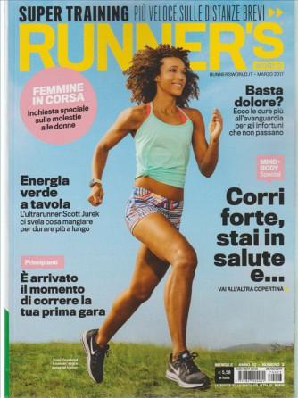 Runner's World - Mensile n. 3 Marzo 2017