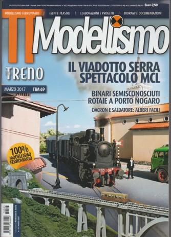 T  Modellismo di Tutto treno mensile n. 163 Marzo 2017