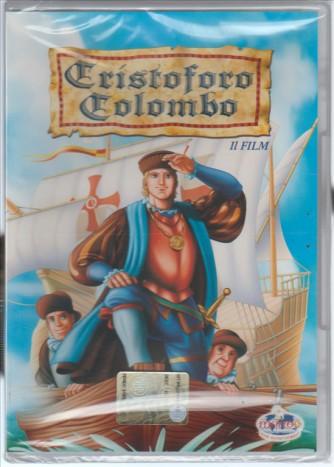 DVD - Cristoforo Colombo (il film) - Cartone animato