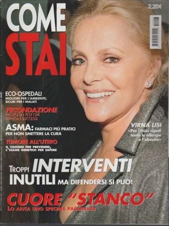 COME STAI - mensile n. 3 Gennaio 2011