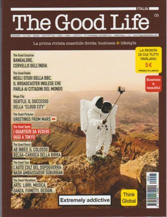 The Good Life Italia - bimestrale n. 05 novembre 2016